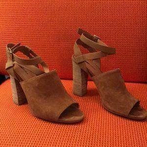Matiko open toed heels